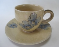 コーヒー碗(ソーサー付)